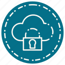 business, cloud, finance, marketing, safe, security icon
