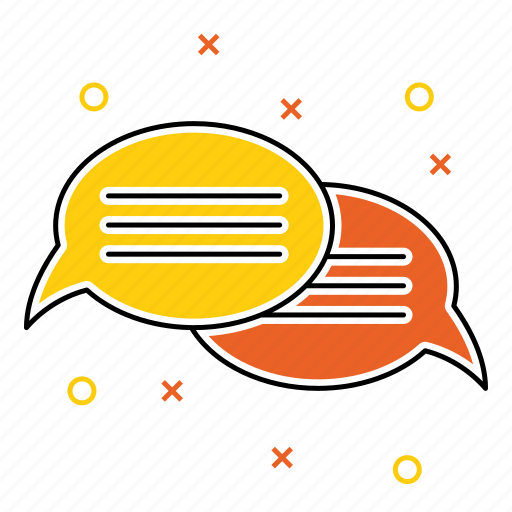 bubble, chat, communication, hi, message, speech, welcome icon