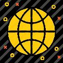 address, base, earth, global, globalization, globe, web icon