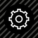 button icon, setting, setting button icon