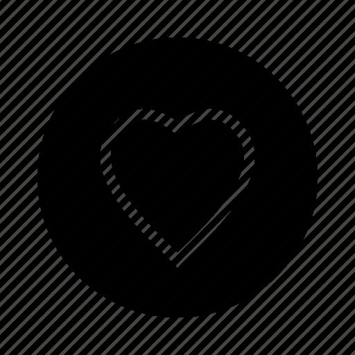 like, love, love button icon