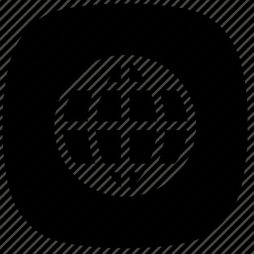 Global, globe, internet, network, web icon - Download on Iconfinder