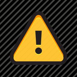 alert, error, help, information, reminder, warning icon