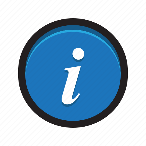 about, info, information, knowledgebase, trivia icon