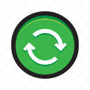 change, loading, refresh, reload, replace, sync icon