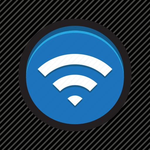 internet, signal, wi-fi, wifi, wireless icon