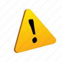 alert, danger, signs icon