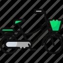 bicycle, bike, eco friendly, environment, transportation, vehicle