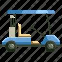 golf transport, golf, golf car, transport, dune buggy, golf buggy, transportation icon