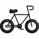 bicycle, bike, cycle, cycling, ride, transport, transportation icon