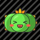 cactus, character, cute, emoji, kawaii, peyote, succulent icon