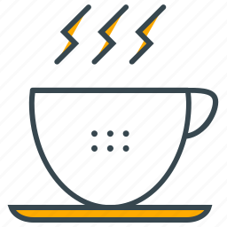 cafe, coffee, drink, mug, restaurant, tea icon