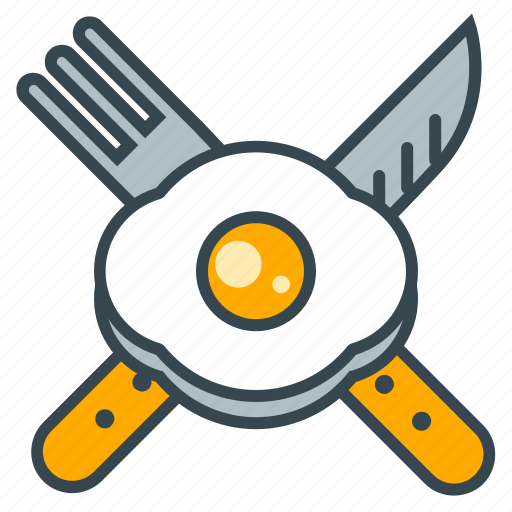 cafe, fork, knife, lunch, meal, restaurant icon