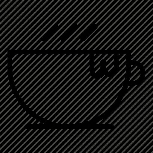 café, coffee, cup, drink, hot, mug, tea icon