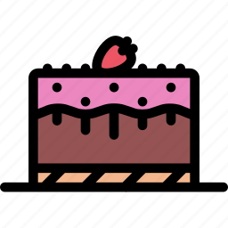 cafe, cake, coffee shop, dessert, pastry, pastry shop icon