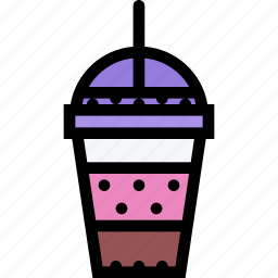 cafe, cocktail, coffee shop, dessert, pastry, pastry shop icon