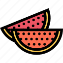 cafe, coffee shop, dessert, jelly, pastry, pastry shop, slices icon