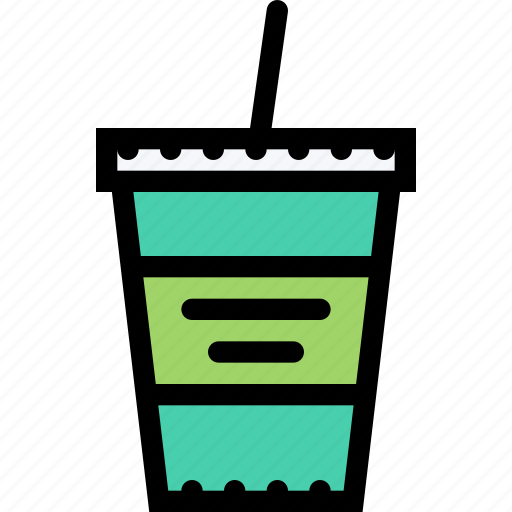 cafe, coffee shop, dessert, pastry, pastry shop, soda icon