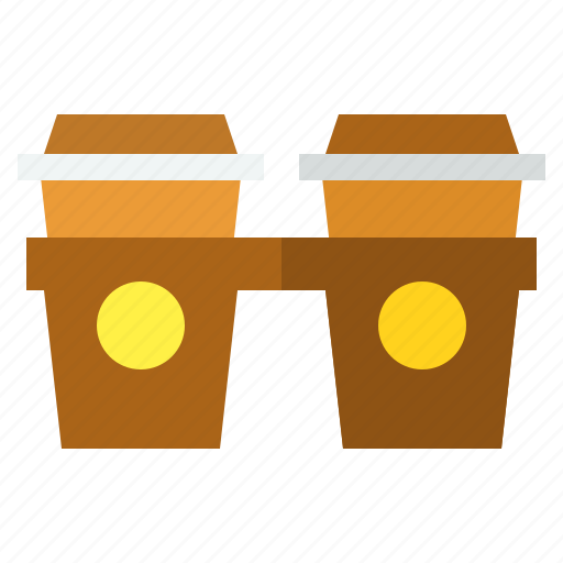 beverage, coffee, coffee to go, drinks, takeaway icon