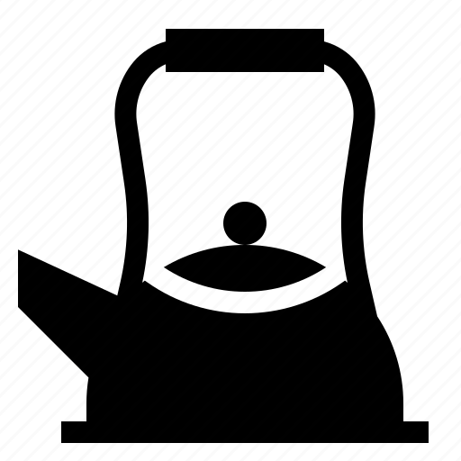 cafe, coffee pot, kettle, pot, teapot icon