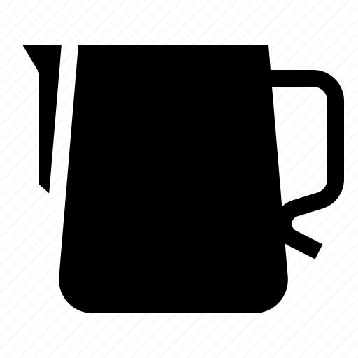 cafe, container, jug, pitcher icon