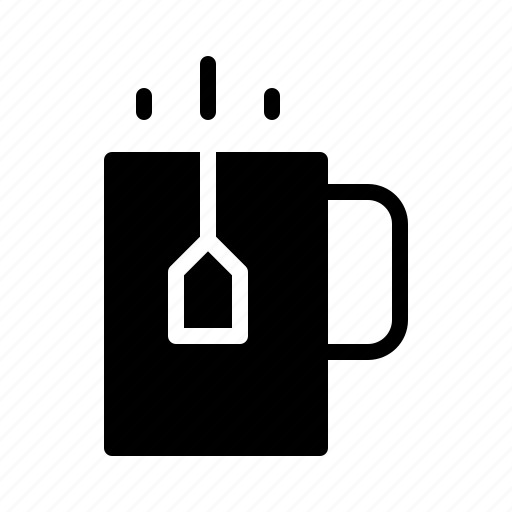 bar, cup, diner, food, pot, restaurant, tea icon