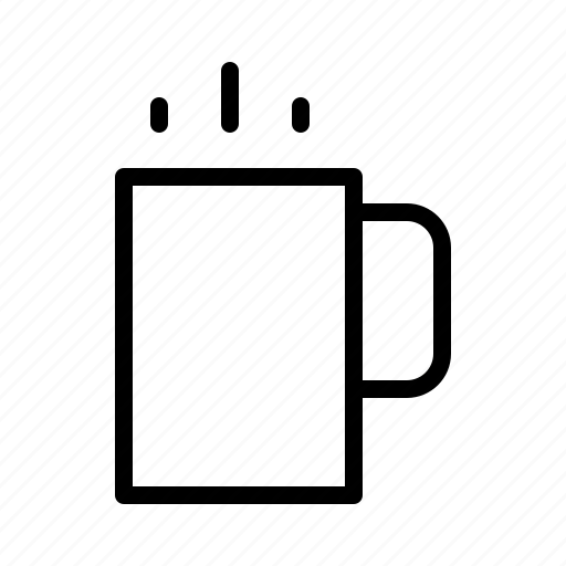 bar, coffee, cup, diner, food, pot, restaurant icon