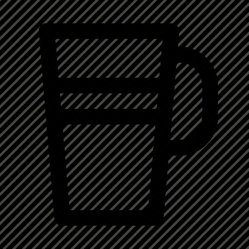 bar, beaker, coffee, diner, drink, food, restaurant icon