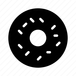 bakery, bar, diner, donut, drink, food, restaurant icon