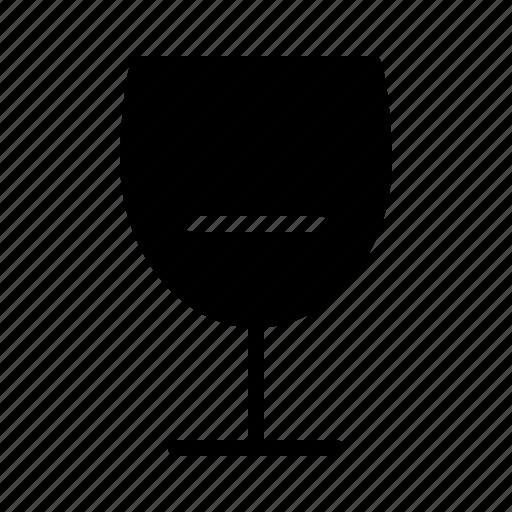 bar, diner, drink, empty, food, glass, restaurant icon