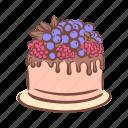 birthday, wedding, cake, dessert, sweet, patisserie, food