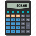 calculation, calculator, math, mathematics icon