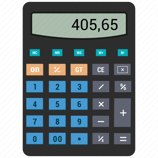 Calculator Vol 1\' by Icon Arts