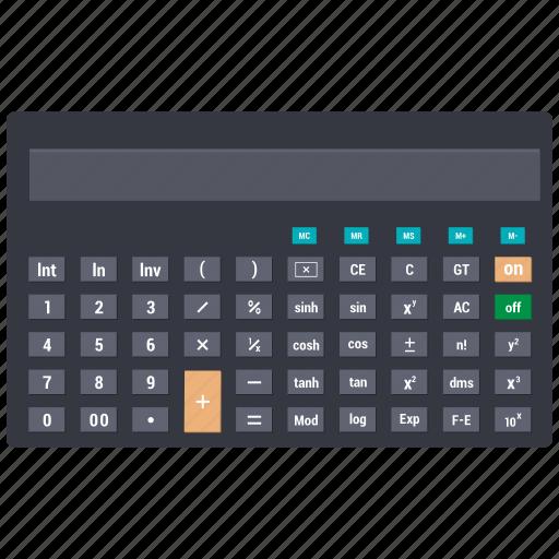 calculation, calculator, math, mathematics icon