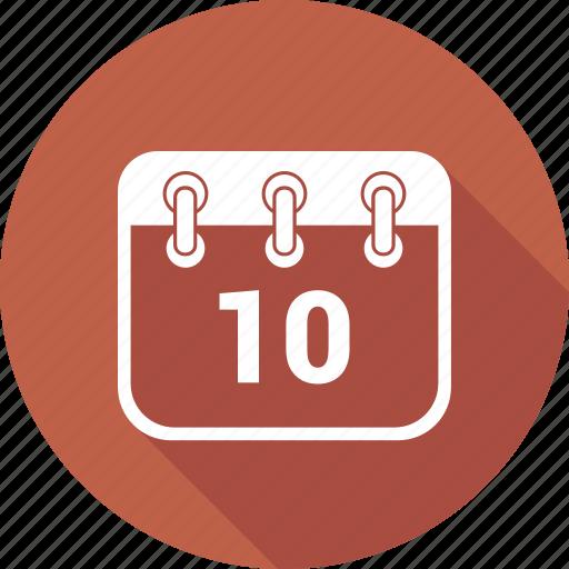 calendar, date, deadline, event, plan, scheduleday icon