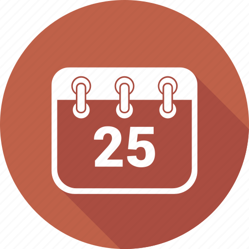 calendar, christmas, date, deadline, event, plan, scheduleday icon