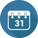 calendar, date, deadline, event, october, plan, scheduleday icon