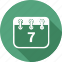 calendar, date, day, deadline, event, plan, schedule icon