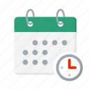appointment, calendar, date, deadline, event, reminder, time icon