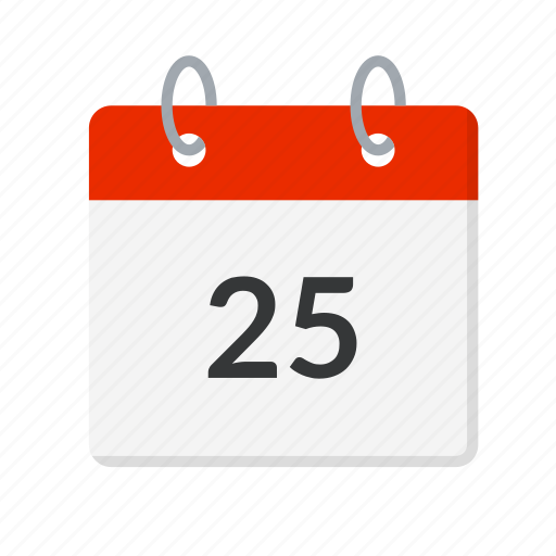 calendar, christmas, december, holiday, holidays, merry christmas, santa icon