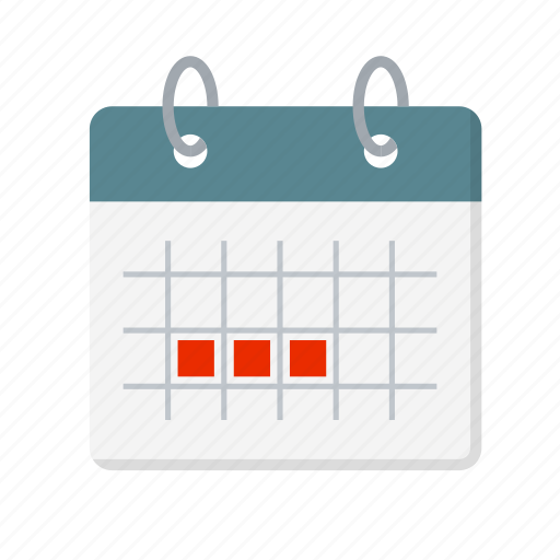 appointment, calendar, date, deadline, mark, marker, timetable icon