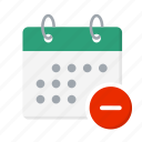 appointment, calendar, date, day, deadline, month, time icon