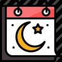 calendar, eid, islam, islamic, muslim, ramadan, religion