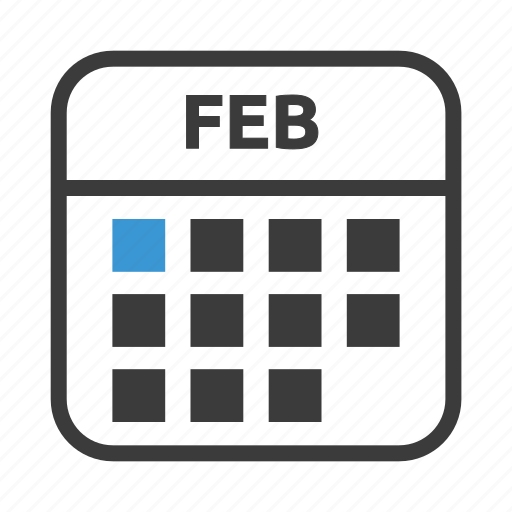 Appointment, calendar, date, event, february, meeting, month icon - Download on Iconfinder