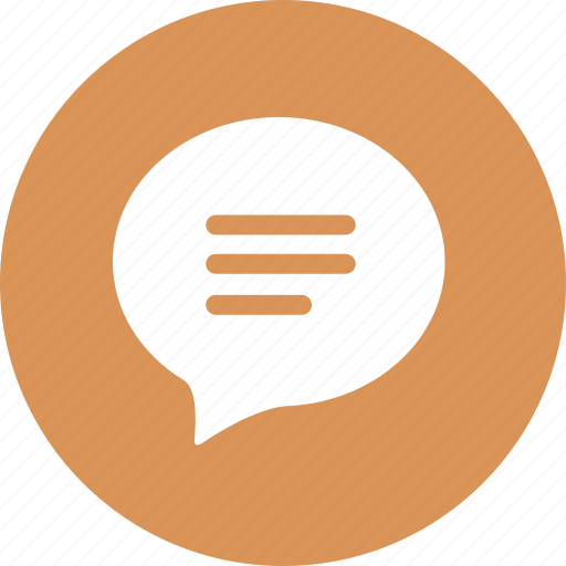 comment, communication, message, sms, sms message icon