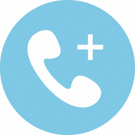 add phone number, call, contact, telephone icon