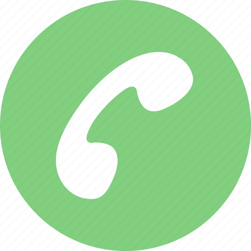 call, call end, help, support, telephone icon