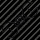 center, cog, cogwheel, gear, key, service, wheel