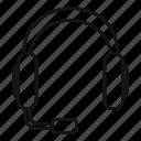 device, ear, earphone, entertainment, equipment, headphones, studio