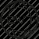 globe, service icon